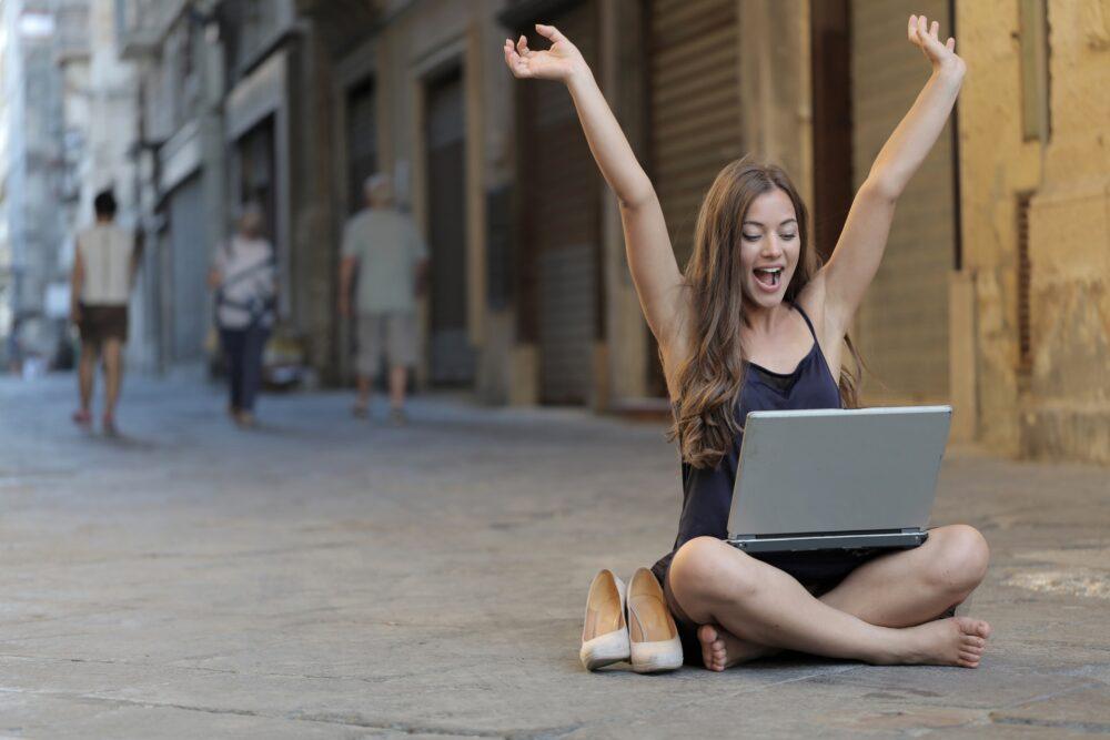 Erfolg mit einem Online Business