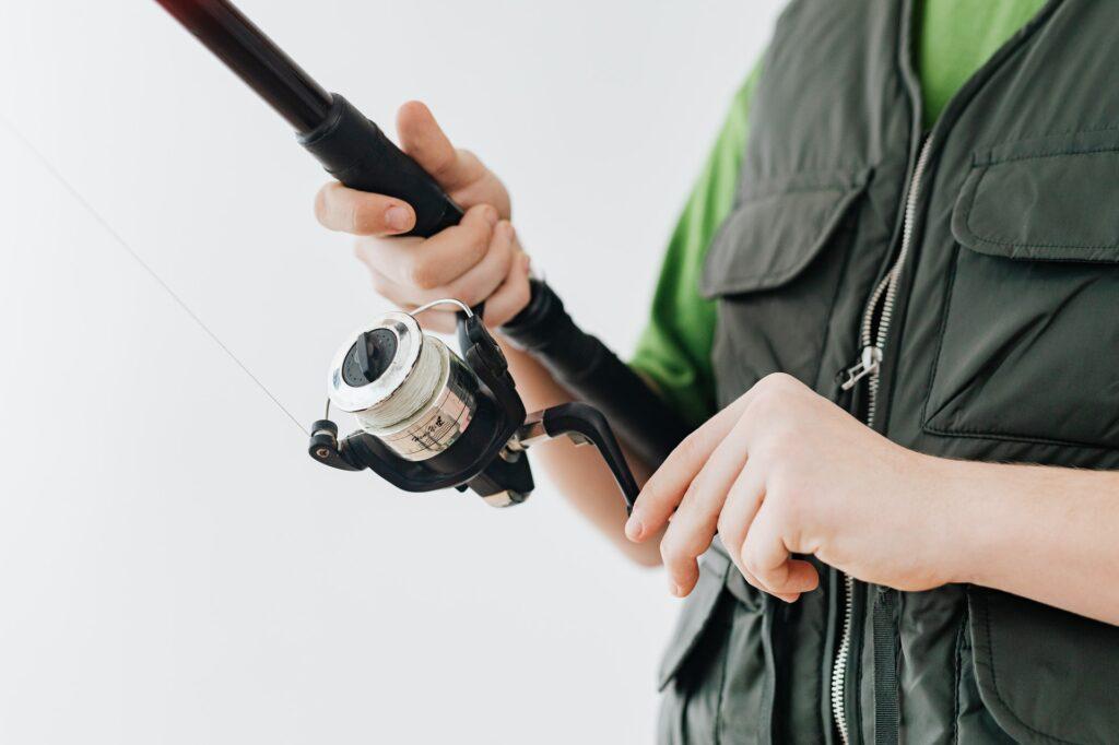 der wurm muss dem fisch schmecken nicht dem angler