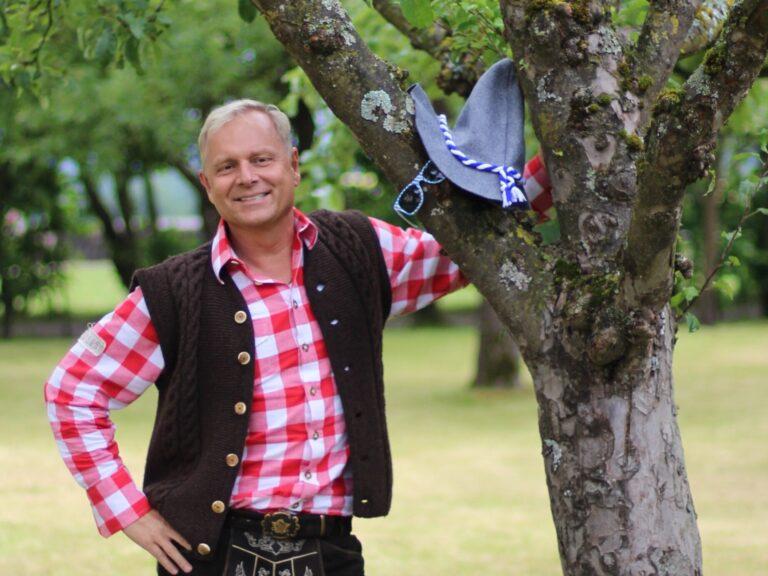 Uwe Rieder, der bayerische Vertriebsfreak im Gespräch …