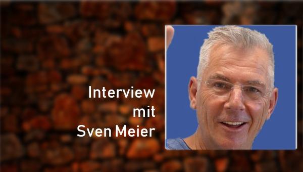 Interview mit Mr. Webinar Sven Meier