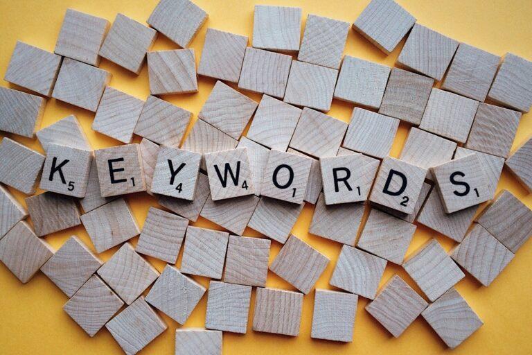 Keyword Analyse – Schritt für Schritt Anleitung für deine Keyword Recherche