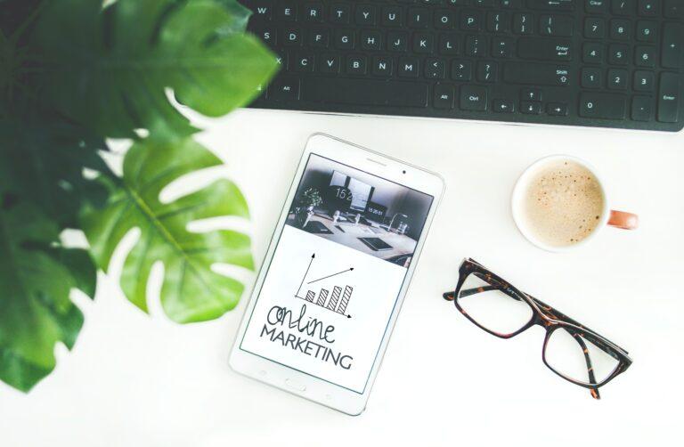 Online-Maßnahmen für die erfolgreiche Erreichung der Marketingziele